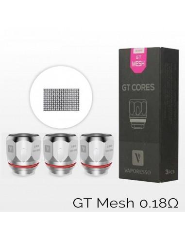 Résistances GT MESH 0,18