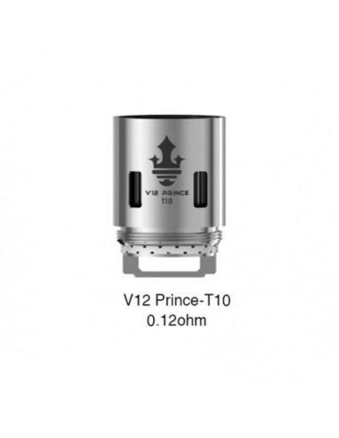 Résistances TFV12 PRINCE T10
