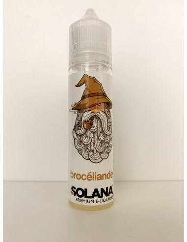 E Liquid BROCELIANDE