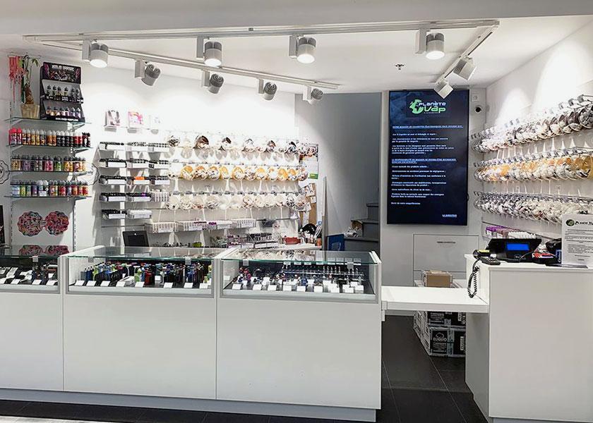 boutique e-cigarette